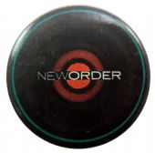 New Order - 'Blue Monday' Button Badge